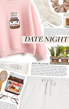 Nutella + date night