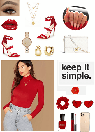 Keep it simple❤️✨