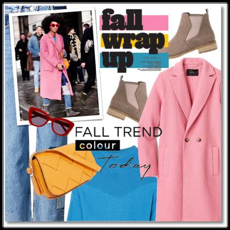 Fall Wrap Up: Colour Everywhere