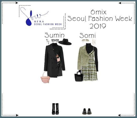 《6mix》Seoul Fashion Week 2019
