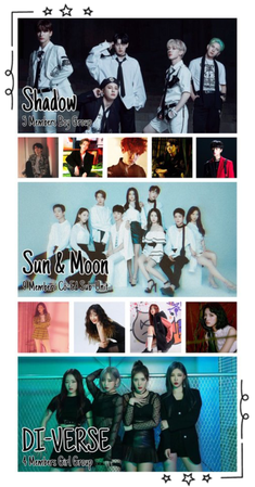 Label Galaxy Introduction to Sun&Moon/DI-VERSE/Shadow