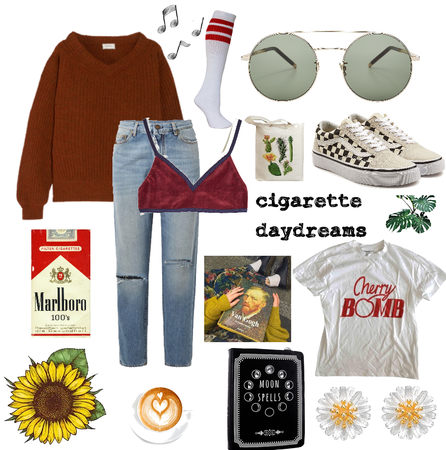 cigarette daydreams