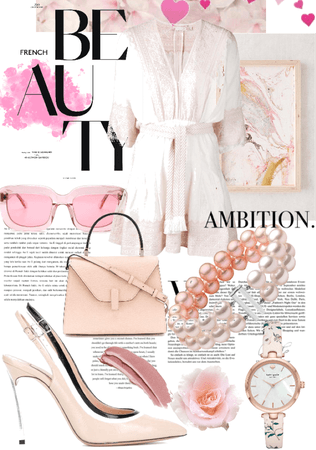 Pink ambition