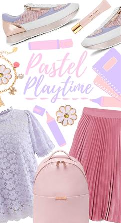 Pastel Playtime