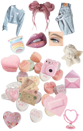 soft pastel aesthetic