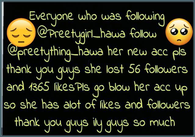 Go Follow Her PLS...