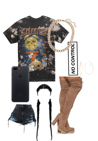 Metallica streetwear