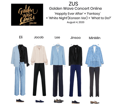 Zus//Golden Wave Concert Online