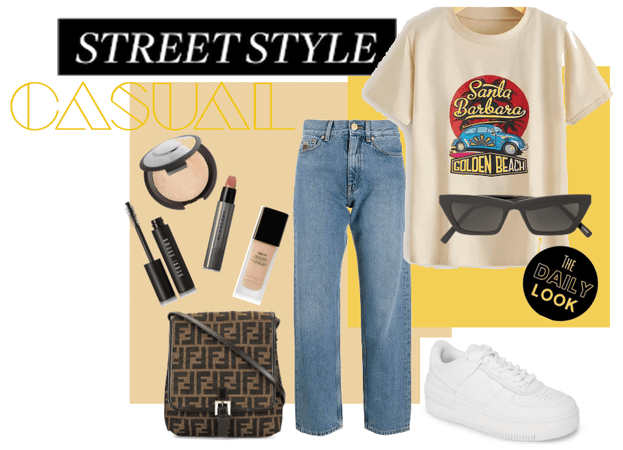 streetstyle casual