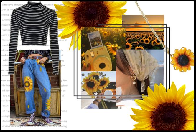 sunflower challenge- @jinx_jones
