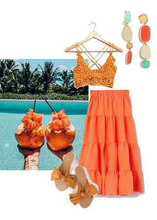 Summer - Orange