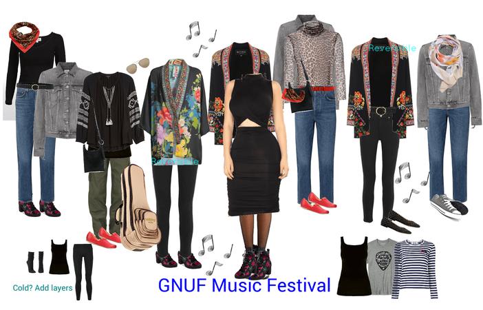 Music Festival - England