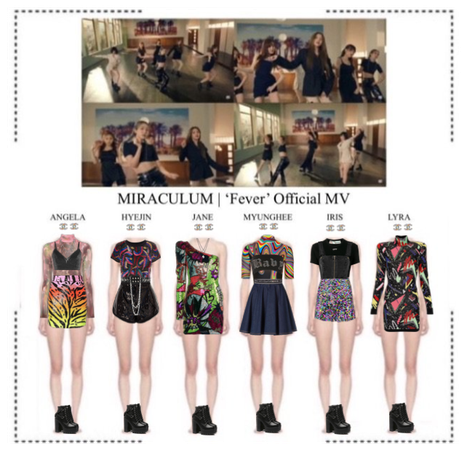 (미랔울움) MIRACULUM - [𝙈𝘾𝙈] 'Fever' Official MV