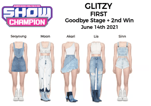 GLITZY (화려한) Show Champion
