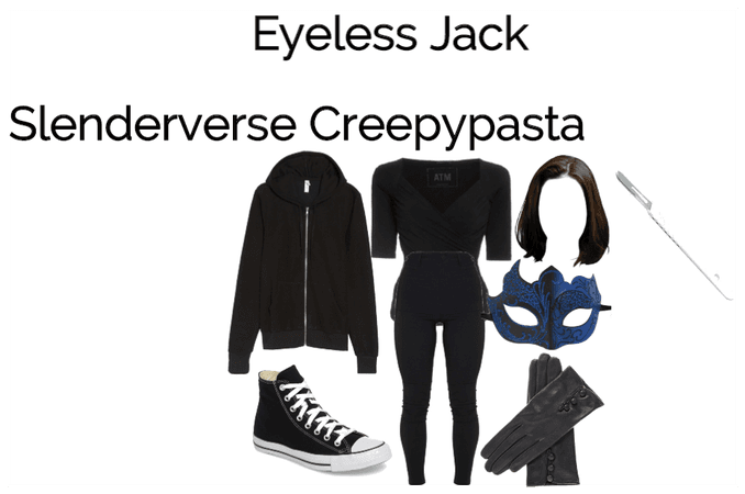 Eyeless Jack (Slenderverse Creepypasta)