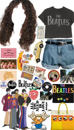 tee hee the Beatles