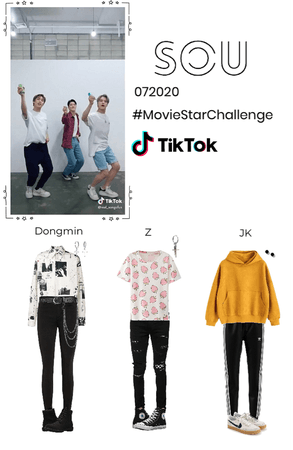 TikTok #MovieStarChallenge (I was really late to this lol)