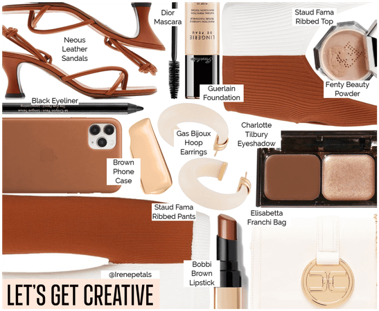 Let's Get Creative: White + Brown ( 5.29.2021 )