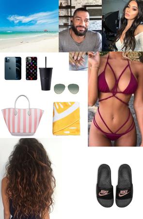 Beach Day ❤️🔥 Delilah ❤️🔥