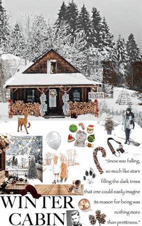 winter 🥶 cabin xox