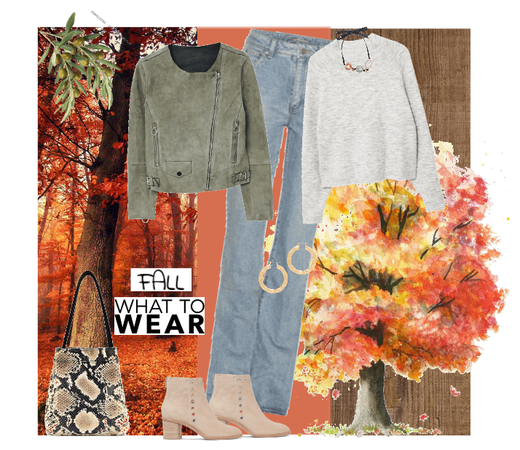 What to Wear ~ Fall
