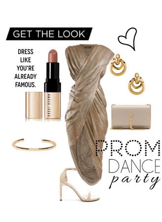 glam prom
