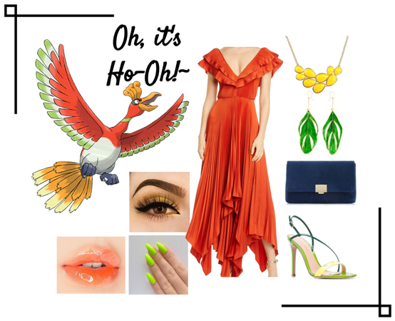 Ho-Oh outfit