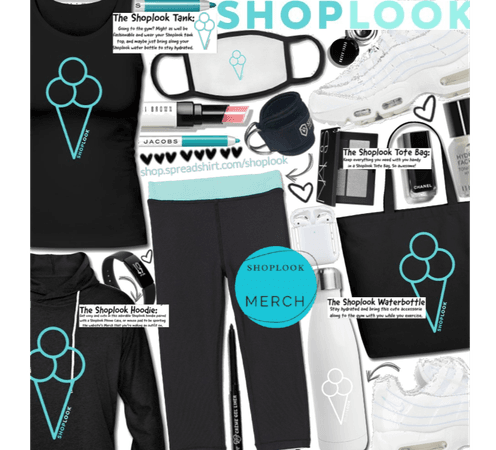 Shoplook Sporty workout