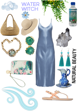 Look #23: water witch