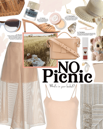 even a picnic can be ... no picnic 😉