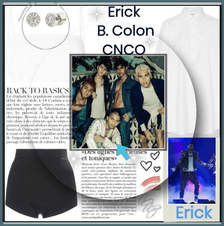 CNCO Erick Brian Colon Que Quienes Somos Picture