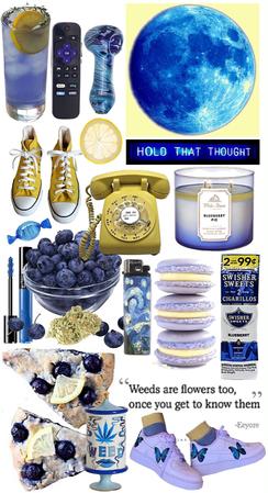 Blueberry Lemon Kush