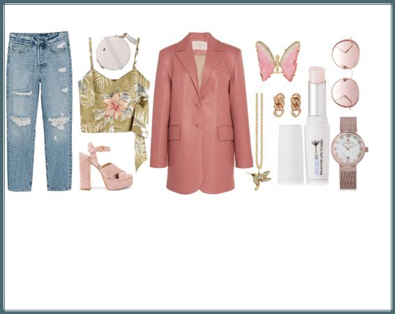 Pink Paris Trip