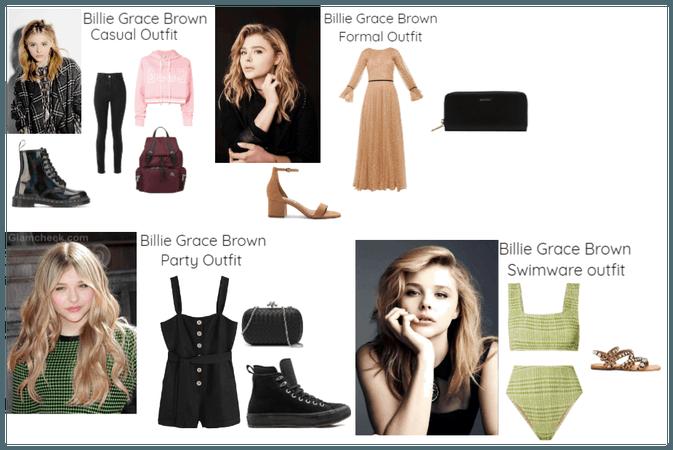 OC #1: Billie Grace Brown