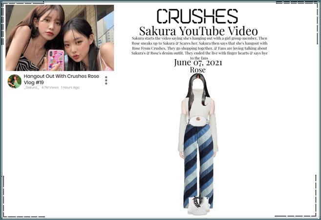 Crushes (호감) [Rose] On Sakura YouTube Video