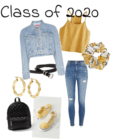 In honor of class 2020