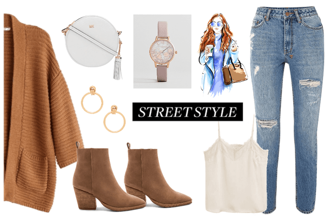 Street, casual