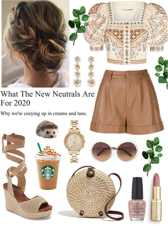 natural & sweet neutrals