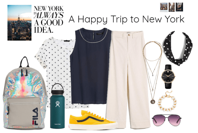 A Happy Trip to New York