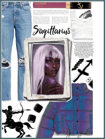 Sagittarius - casually chic