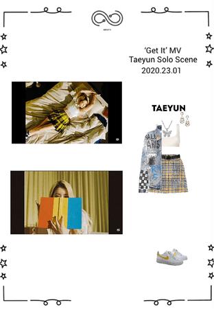 INFINITY (무한대) - 'Get It' - TAEYUN SOLO SCENE