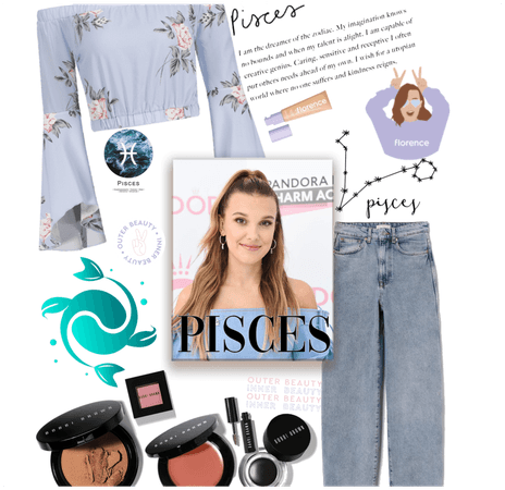 Pisces: Millie Bobby Brown b-day is Feb 19