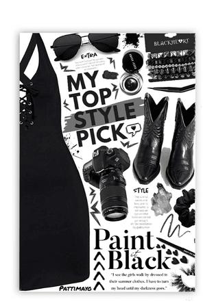 TOP PICK: ALWAYS BLACK 🖤