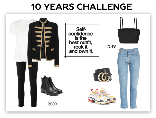 10 years style