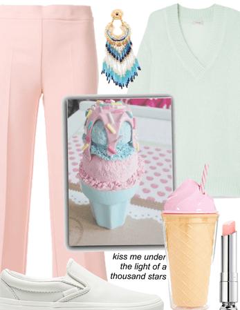 Ice cream inspired