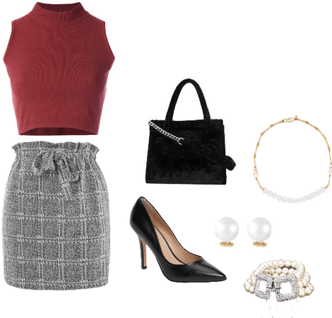 veronica lodge outfit (riverdale collection)