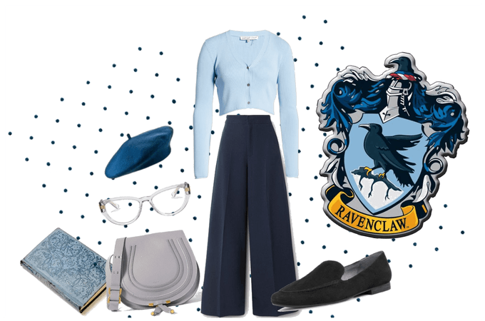 Inspired By RAVENCLAW
