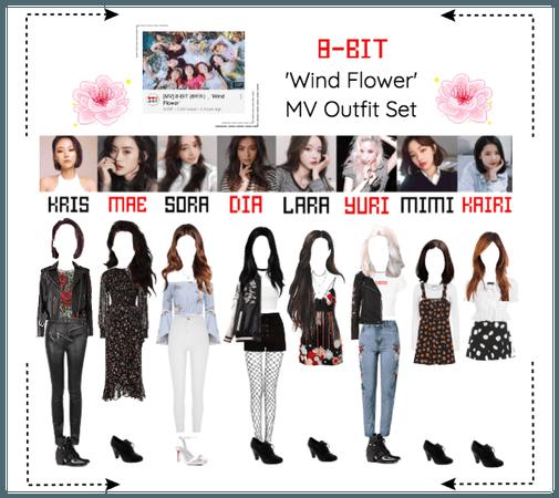 ⟪8-BIT⟫ 'Wind Flower' MV Outfit Set