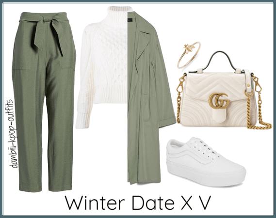 Winter Date X V
