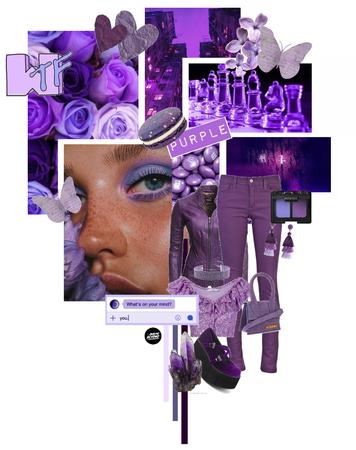 💟☮️💜 Purple 💜☮️💟